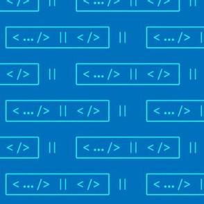 Code - Blue