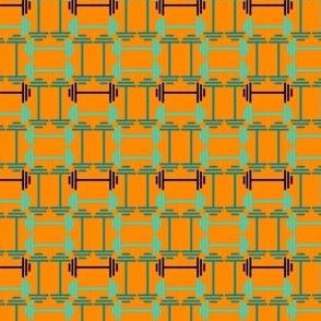 dumbbell weave 3
