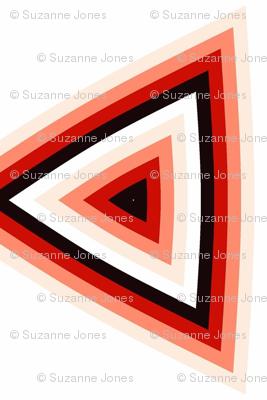 Trianglar Maze Stripes