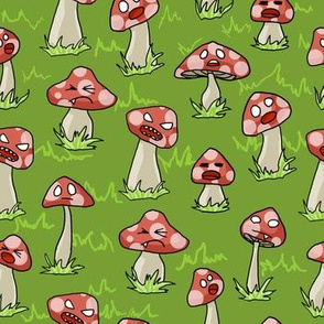 Manic Mushrooms