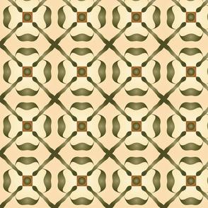 Roman Tile Green