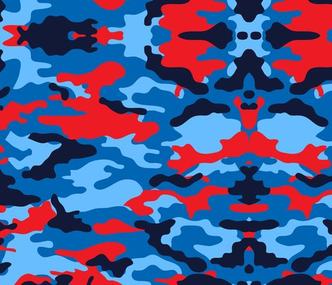 Red Army Camo Wallpaper