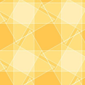Abstract_Gingham_Sunny_Yellow