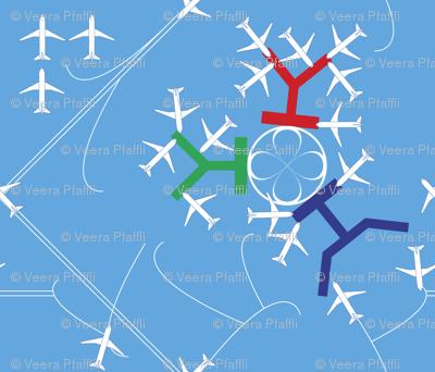 air terminal layout