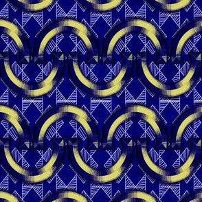 Horseshoes-Yellow-Geo-Blue