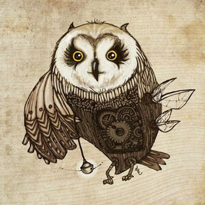 Tick Owl Time!