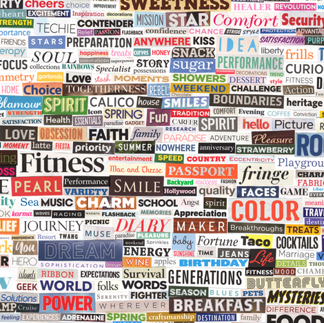 Ransom note full color nouns magazine cut paper collage words ransom note full color nouns magazine cut paper collage words phrases publicscrutiny Choice Image
