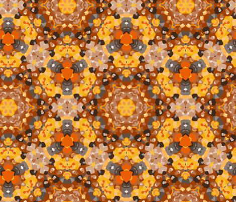 Bead Pattern fabric by eugene777 on Spoonflower - custom fabric
