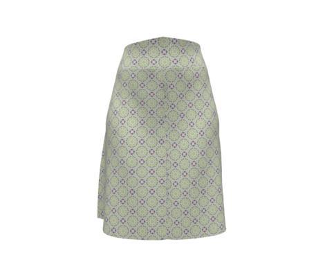 Blue-Green Quilt