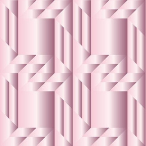 Geometrical gradient pattern
