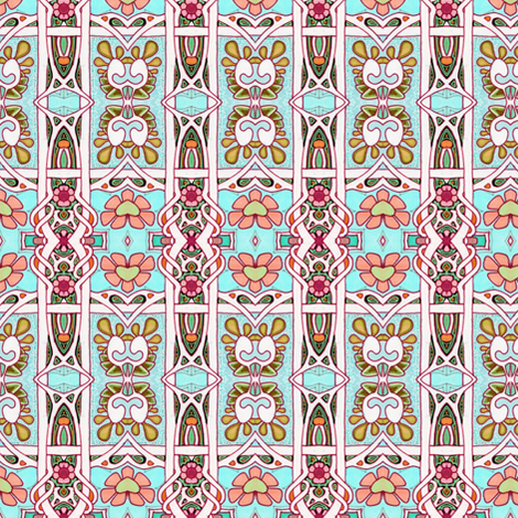 Stay Sweet fabric by edsel2084 on Spoonflower - custom fabric