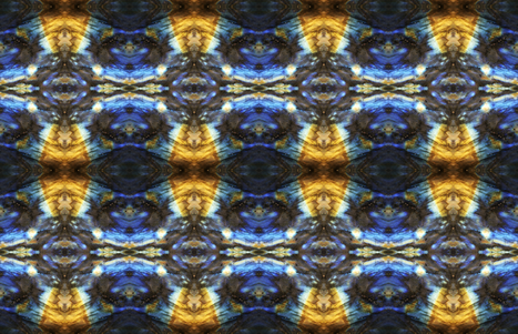 Labradorite fabric by snaphappyscientist on Spoonflower - custom fabric