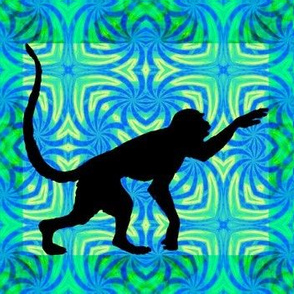 The Year of the Monkey - Monkeys in The Labyrinth