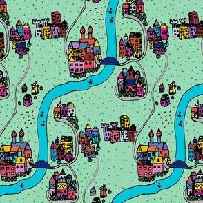Little Towns
