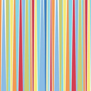 Flower Stripes