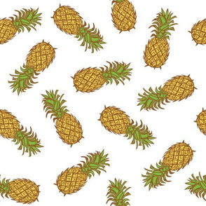 Pam's Pineapple Pattern