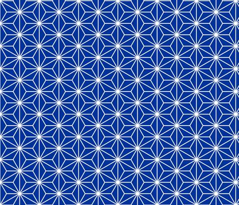 05016571 : SC3C isosceles : navy blue fabric by sef on Spoonflower - custom fabric