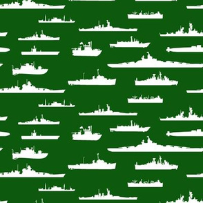 White Fleet // Green