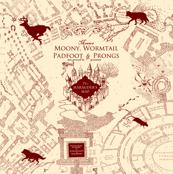 Messrs Marauder's Map