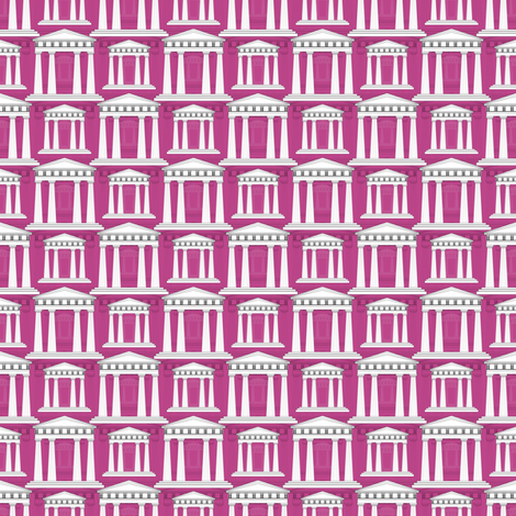 Doric Day fabric by arwenartanddesign on Spoonflower - custom fabric