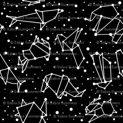 Origami Constellations