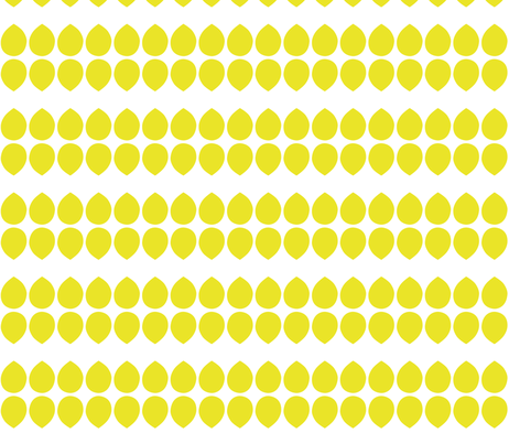 lemon fabric by wakikot on Spoonflower - custom fabric
