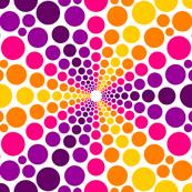 radiating spots 5 : karmic