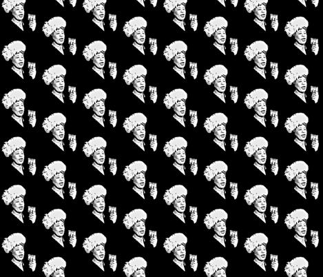 Ella fabric by hollywood_royalty on Spoonflower - custom fabric