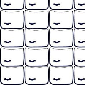 Graphic Saddle Pads
