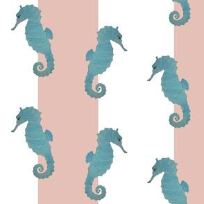 Seahorse Stripes