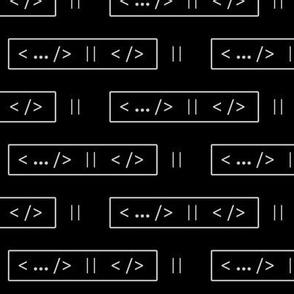 code - Black/Grey