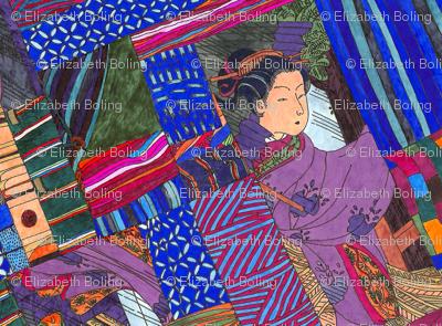 geisha_collage