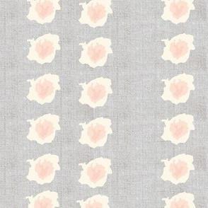 Bunny polka dot stripe