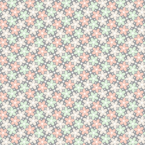 05023853 : S43 floral : wedding flowers fabric by sef on Spoonflower - custom fabric