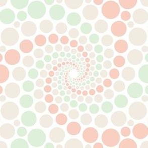 05024063 : mandala 12~ : swirling confetti
