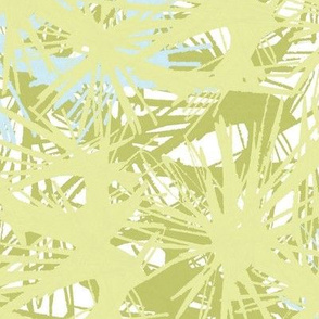 Tropical_plant in lime