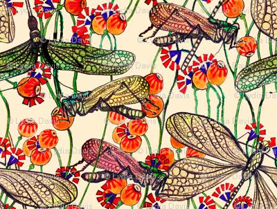 Dragonfly Linen