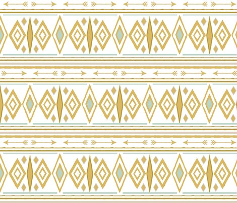 Aztec_gold_white_blue_shop_preview