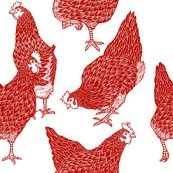 Fabric_design_-_sorted_hen_-_new_red_shop_thumb