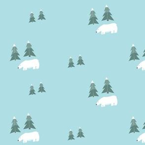 Polarbear Walk