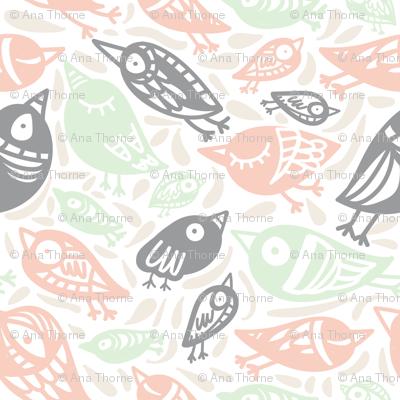 sunday birds