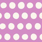 Big Dots: Orchid