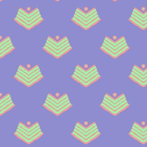 Neon Symmetrical