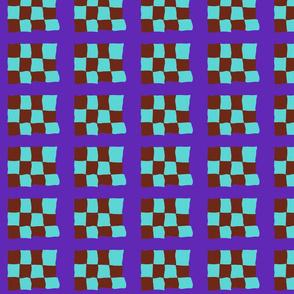 Tilted Quilt