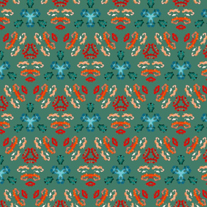 Sheet_crystals_001_04 green and red