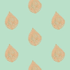 Falling Leaf Peachy Keen Pie