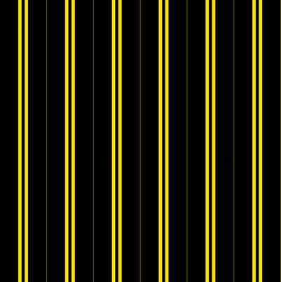 Black Badger Tie Stripe fabric by dilettantealchamist on Spoonflower - custom fabric