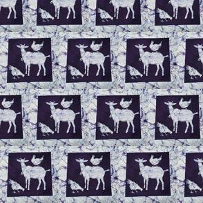 batik goat