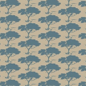Acacia Tree Taupe_Miss Chiff Designs