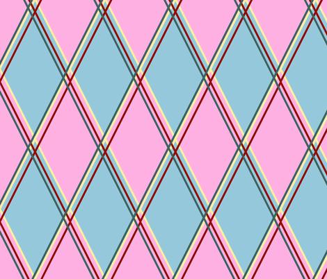 Howl's Fabric fabric by clonistudios on Spoonflower - custom fabric